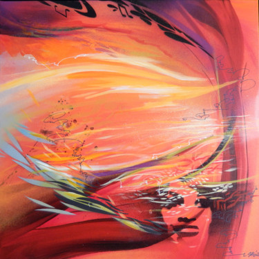 PENSEE MUSICALE 60X60 Strait Faya